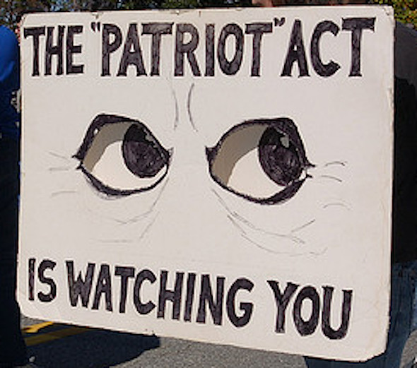 the usa patriot act preserving life Get this from a library the usa patriot act : preserving life and liberty : uniting and strengthening america by providing appropriate tools required to intercept and obstruct terrorism.