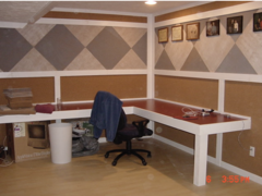 Basement Office