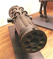 Early 16th century Ottoman volley gun.jpg